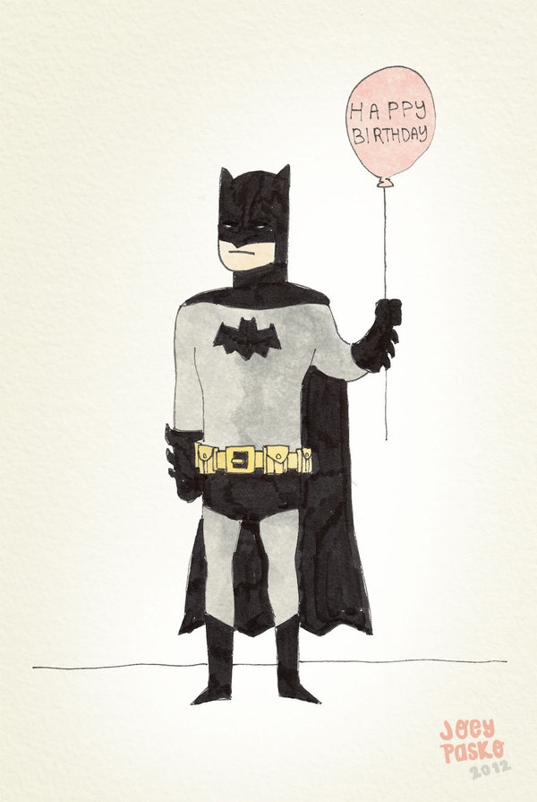 batman says happy birthday ; 5bd25a4a42c3b4ff494402a85ceac7da