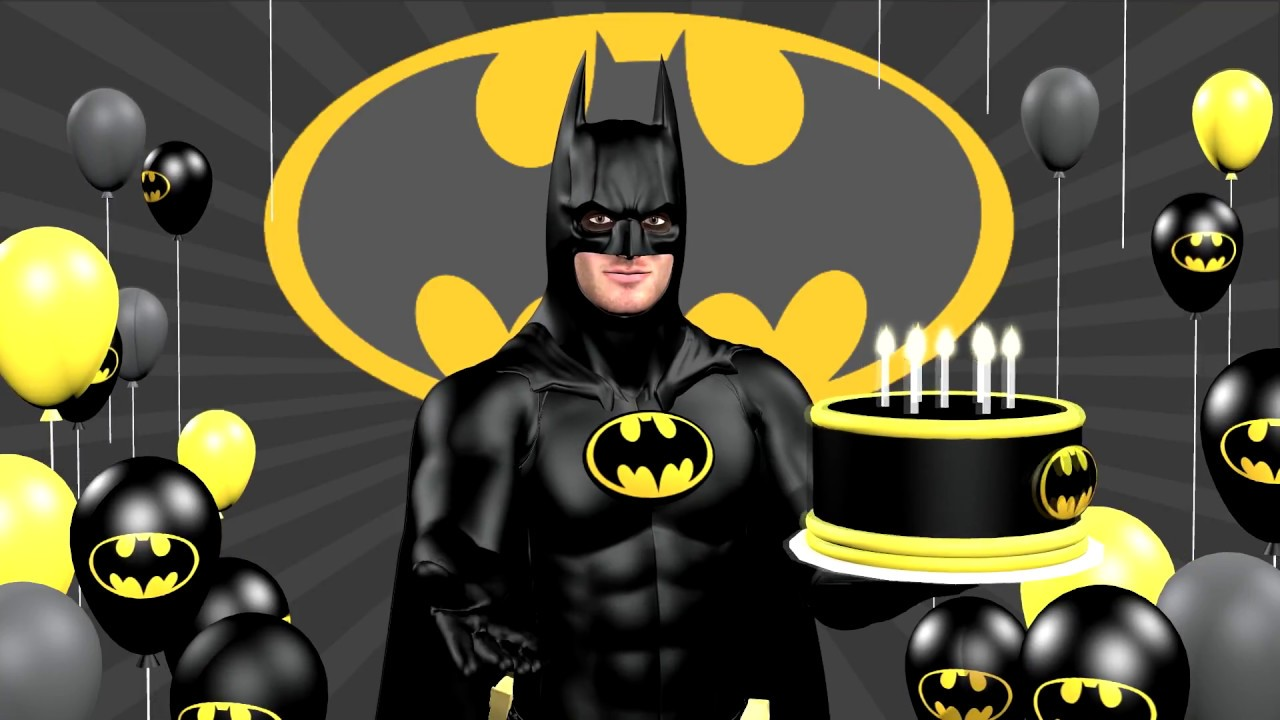 batman says happy birthday ; maxresdefault