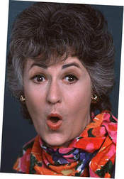 bea arthur birthday card ; beaarthur_3