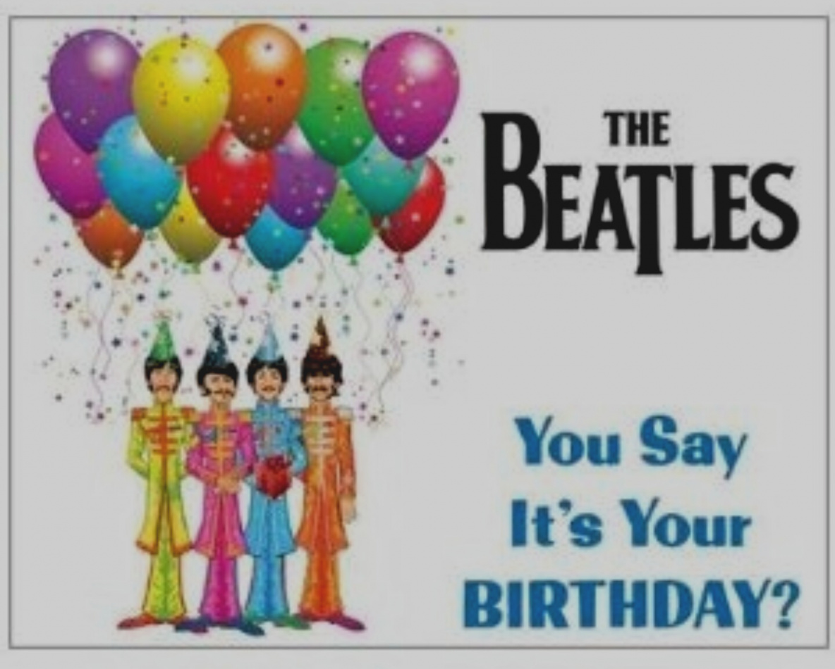 beatles birthday card ; awesome-beatles-birthday-card-pin-by-toni-scavo-on-for-greg-pinterest-happy