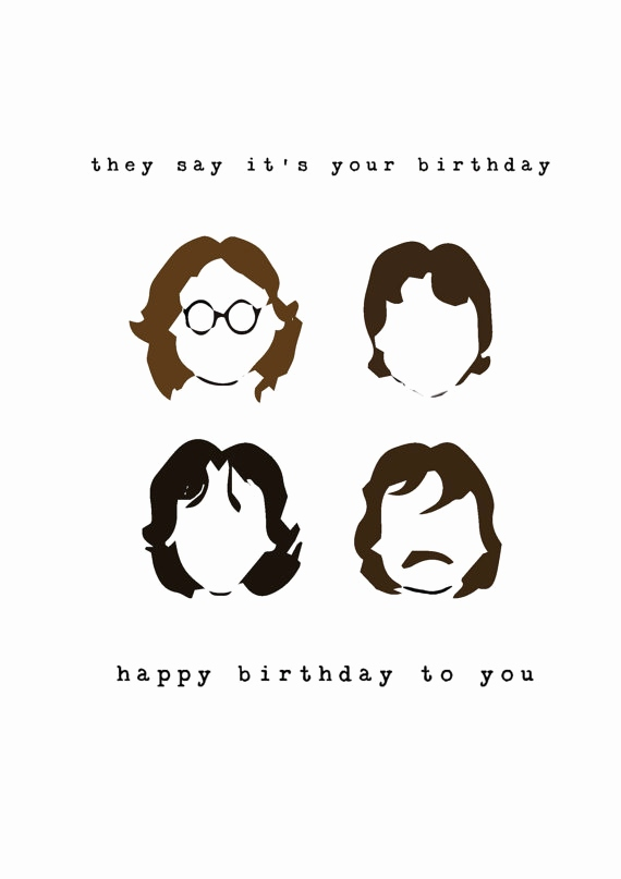 beatles birthday card ; beatles-birthday-card-inspirational-beatles-birthday-card-of-beatles-birthday-card