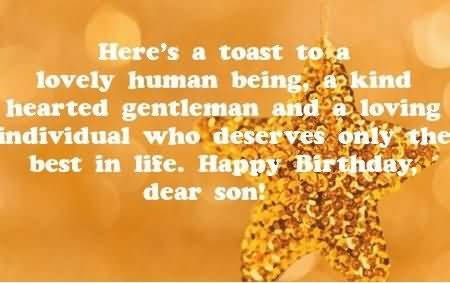 beautiful sentences for birthday ; Beautiful-Quote-Birthday-Wishes-For-Son-Greetings-1