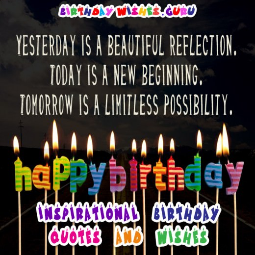 beautiful sentences for birthday ; inspirational-birthday-quote-520x520
