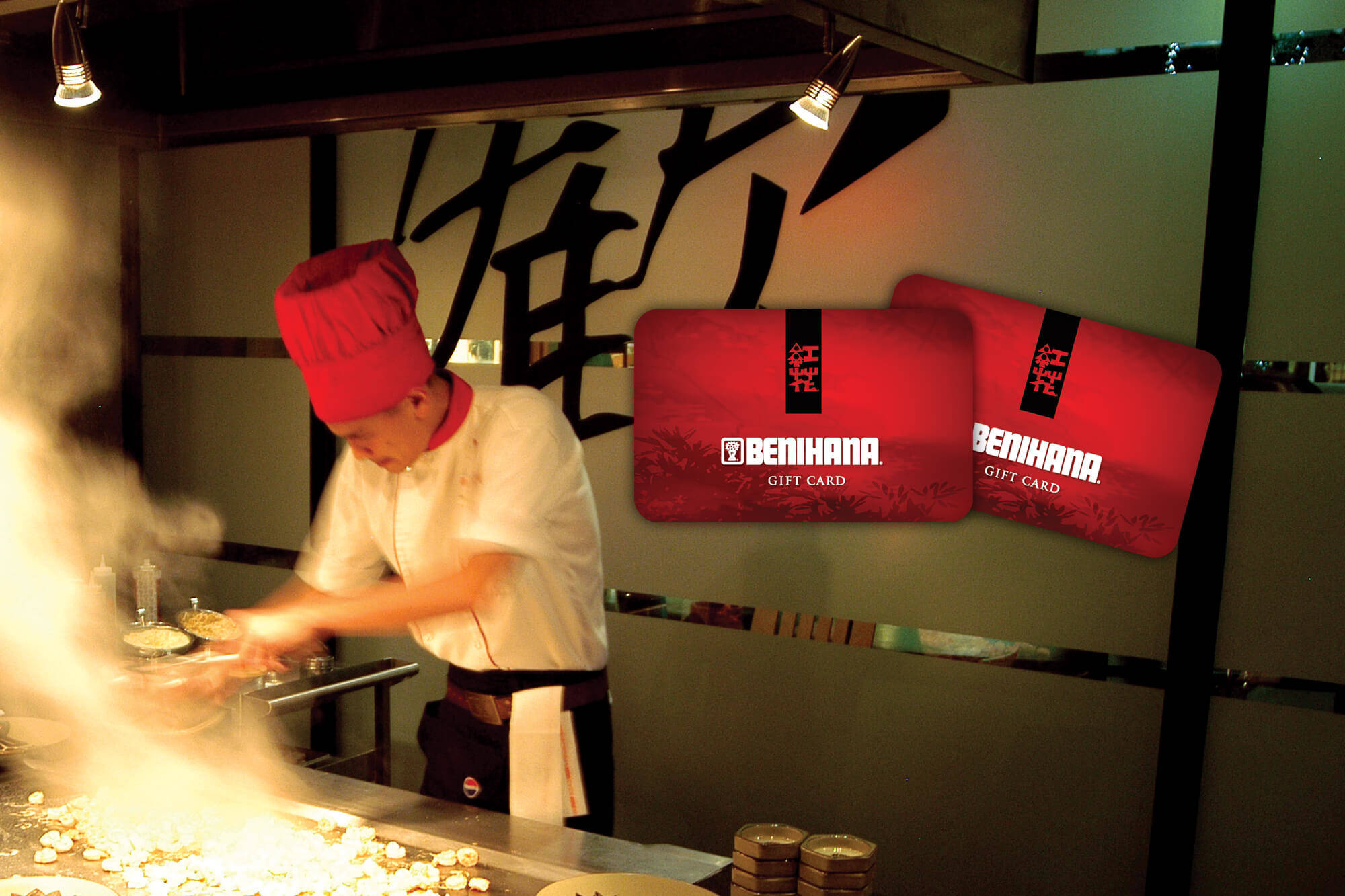 benihana birthday gift card ; Chef-cooking_Giftcard-image