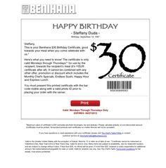 benihana birthday gift card ; benihana-birthday-certificate-1dcf9be78bc629f1e9df3e341326cd67-birthday-certificate-restaurant-offers-RLNicC