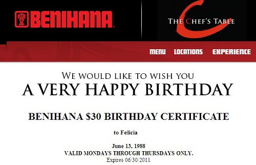 benihana birthday gift card ; benihana-birthday-gift-card-fresh-f-u-h-l-e-e-s-h-u-h-blog-of-benihana-birthday-gift-card