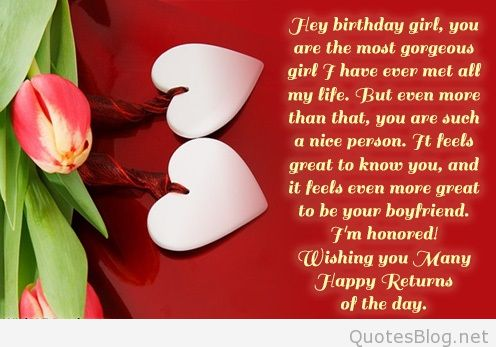 best way to wish happy birthday to girlfriend on facebook ; 709-birthday-wishes-for-girlfriend