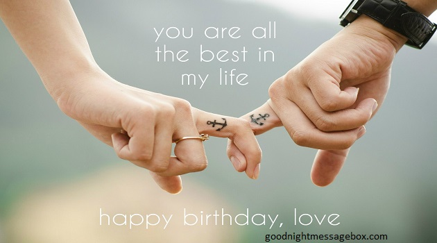 best way to wish happy birthday to girlfriend on facebook ; hpy