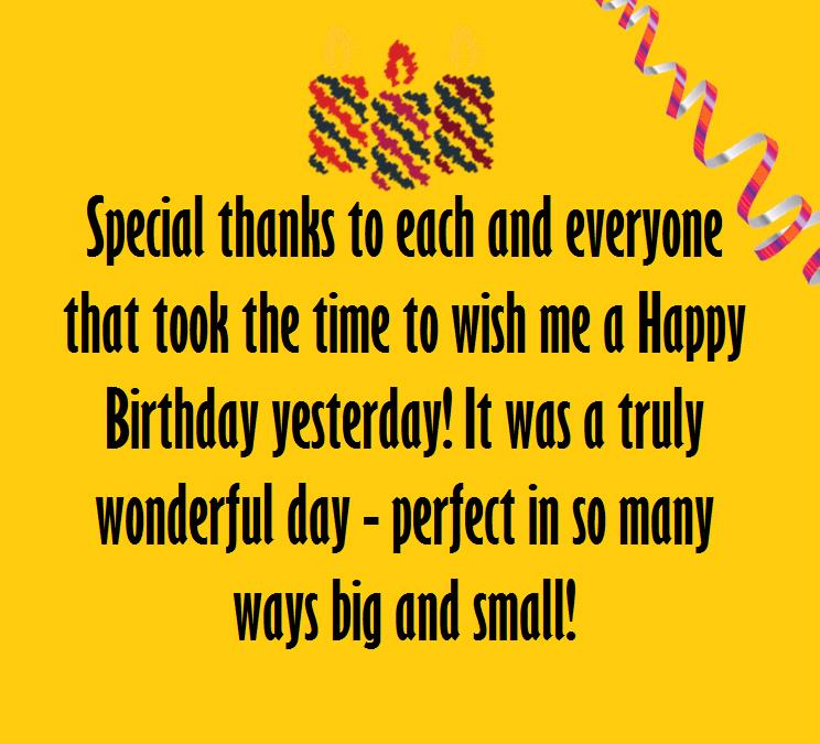 big birthday message ; thank-you-for-birthday-cards