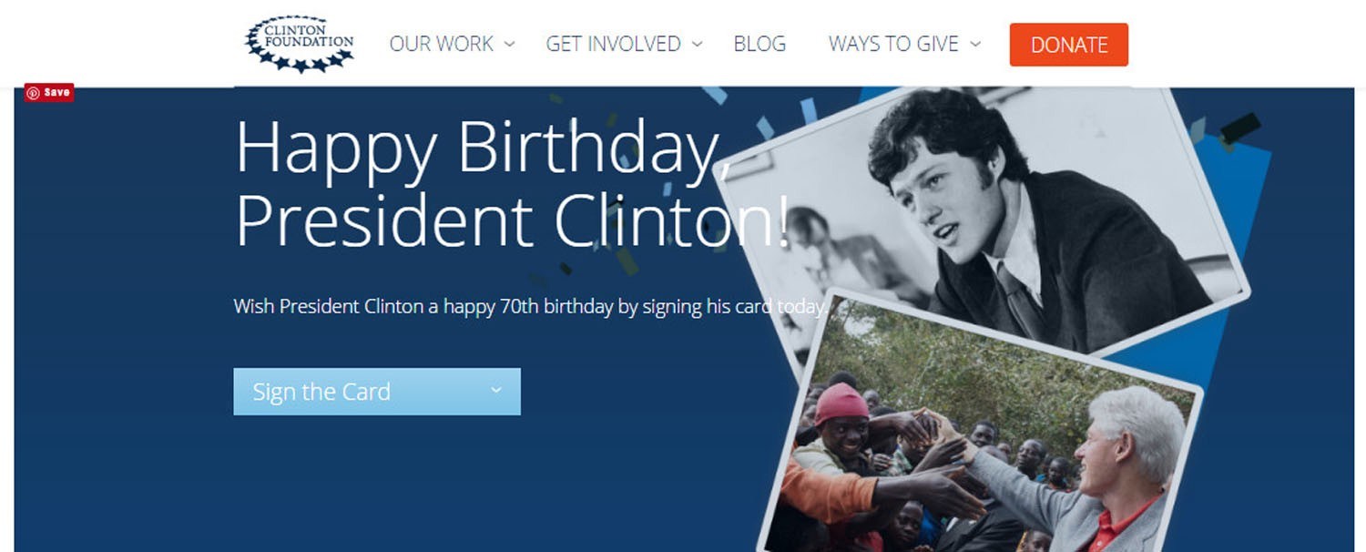 bill clinton birthday card ; 1nxcGoqMasF2MnWrq1q8r_w