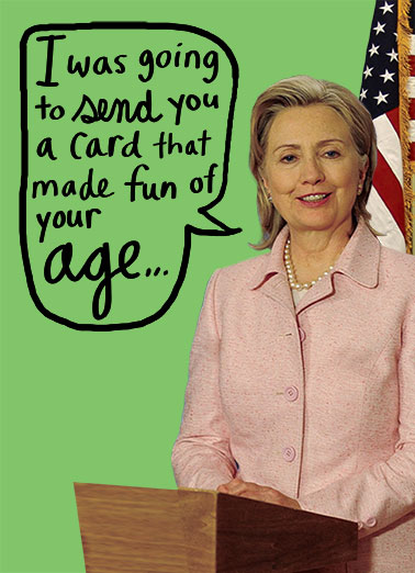 bill clinton birthday card ; low_Not%2520That%2520Nasty_cover