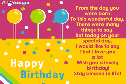 birthday blessing message for son ; 9554-son-birthday-wishes