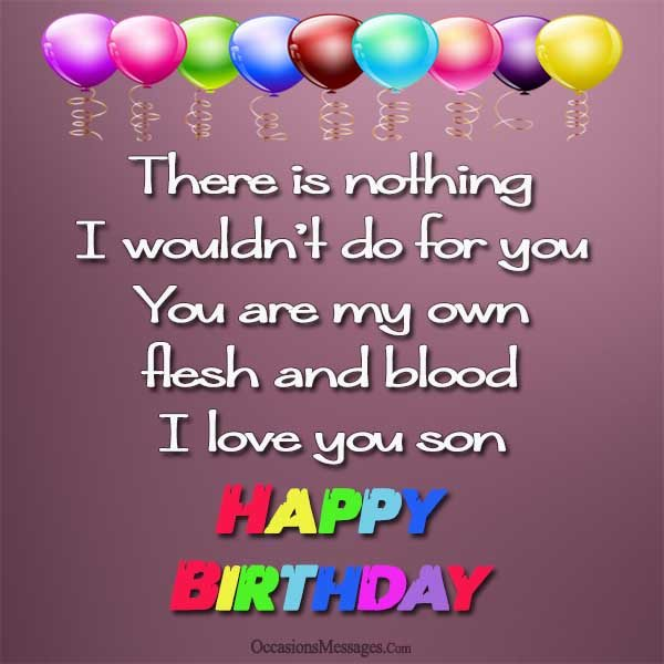 birthday blessing message for son ; Happy-Birthday-messages-for-my-son