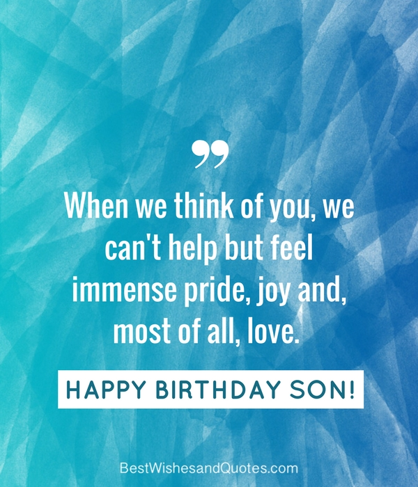 birthday blessing message for son ; happy-birthday-to-son-message