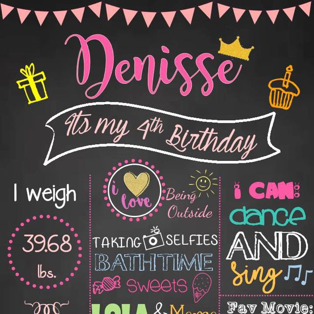 birthday board ; chalkboard_birthday_board_1506781703_b5326c6c