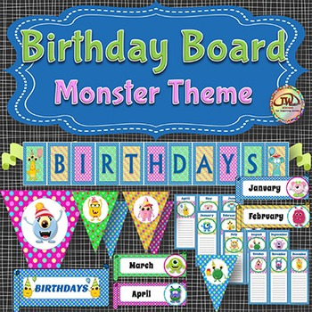 birthday board ; original-2543110-1