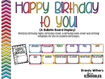 birthday board template ; original-1310029-1
