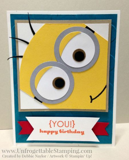 birthday boy card ideas ; handmade-greeting-cards-for-boys-unfrogettable-stamping-fabulous-friday-minion-punch-art-kids-ideas