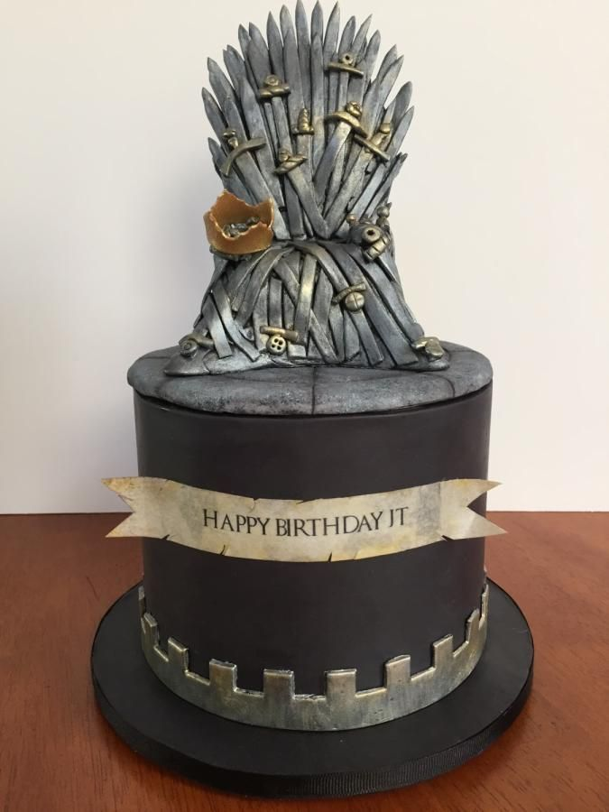 birthday cake design games ; d03f01f495f488bf8d84d7b8ea4bf554--game-of-thrones-cakes-cake-games