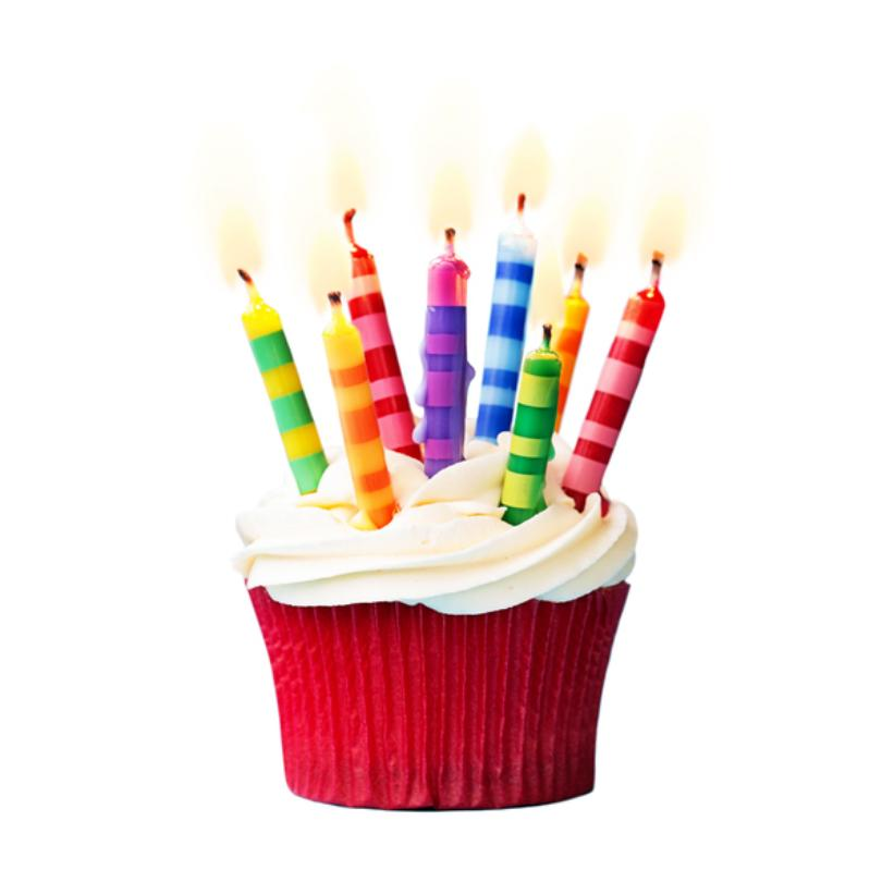 birthday candles ; ThinkstockPhotos-533696947