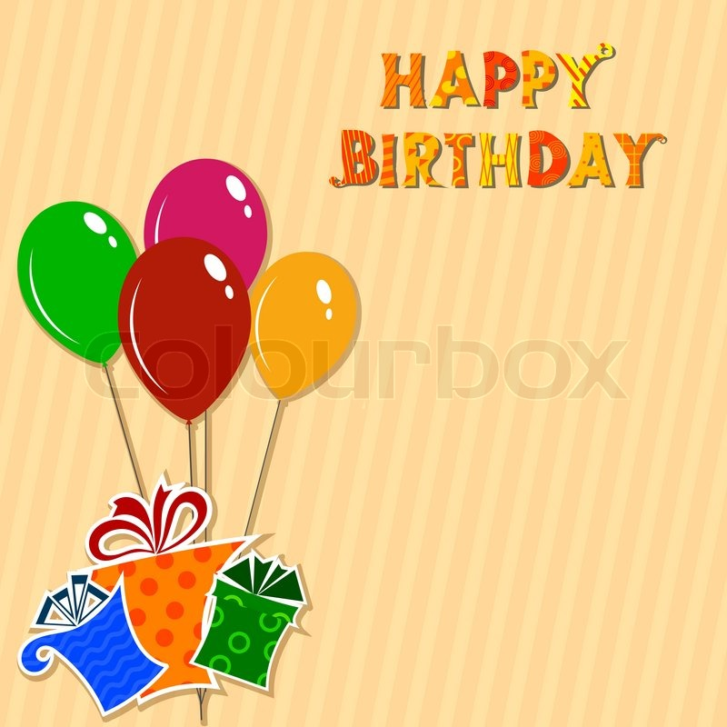 birthday card background design hd ; 800px_COLOURBOX8289775