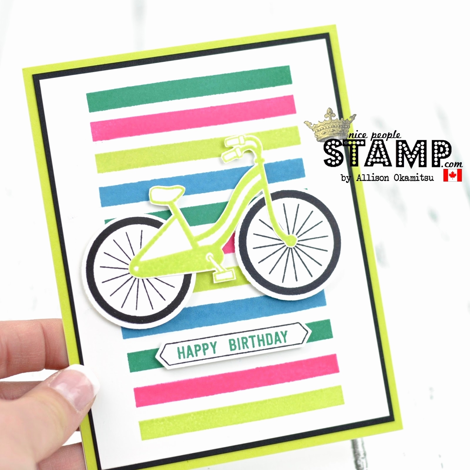 birthday card bicycle rider ; online-birthday-cards-canada-best-of-nice-people-stamp-stampin-up-canada-bike-ride-birthday-card-of-online-birthday-cards-canada