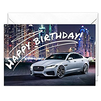 birthday card car ; 513%252BOdTrh5L