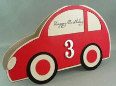 birthday card car ; 7f2c930aae7c8fd54dc6fbb7098f8a7b--car-birthday-birthday-cards