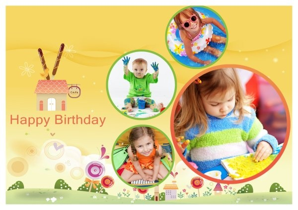 birthday card collage free ; birthday-card-templates-addon-pack-free-download-greeting-card-pertaining-to-birthday-card-collage-template