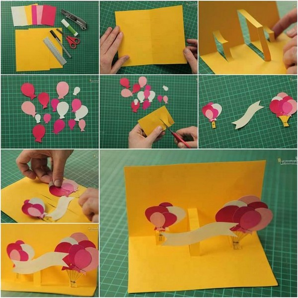 birthday card decoration ideas ; creative-ideas-to-make-greeting-cards-37-homemade-birthday-card-ideas-and-images-good-morning-quote-ideas