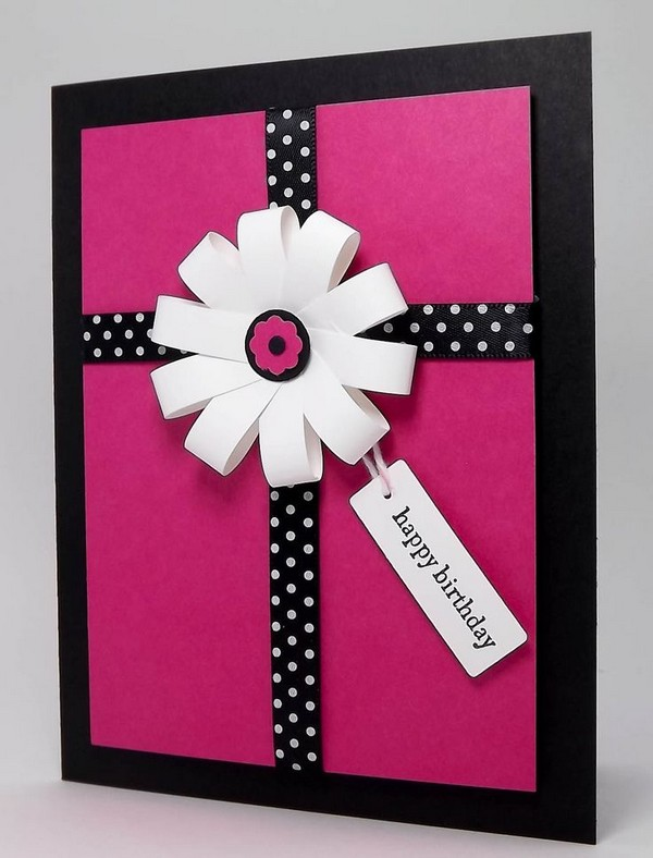 birthday card designs to make at home ; different-types-of-greeting-cards-designs-37-homemade-birthday-card-ideas-and-images-good-morning-quote
