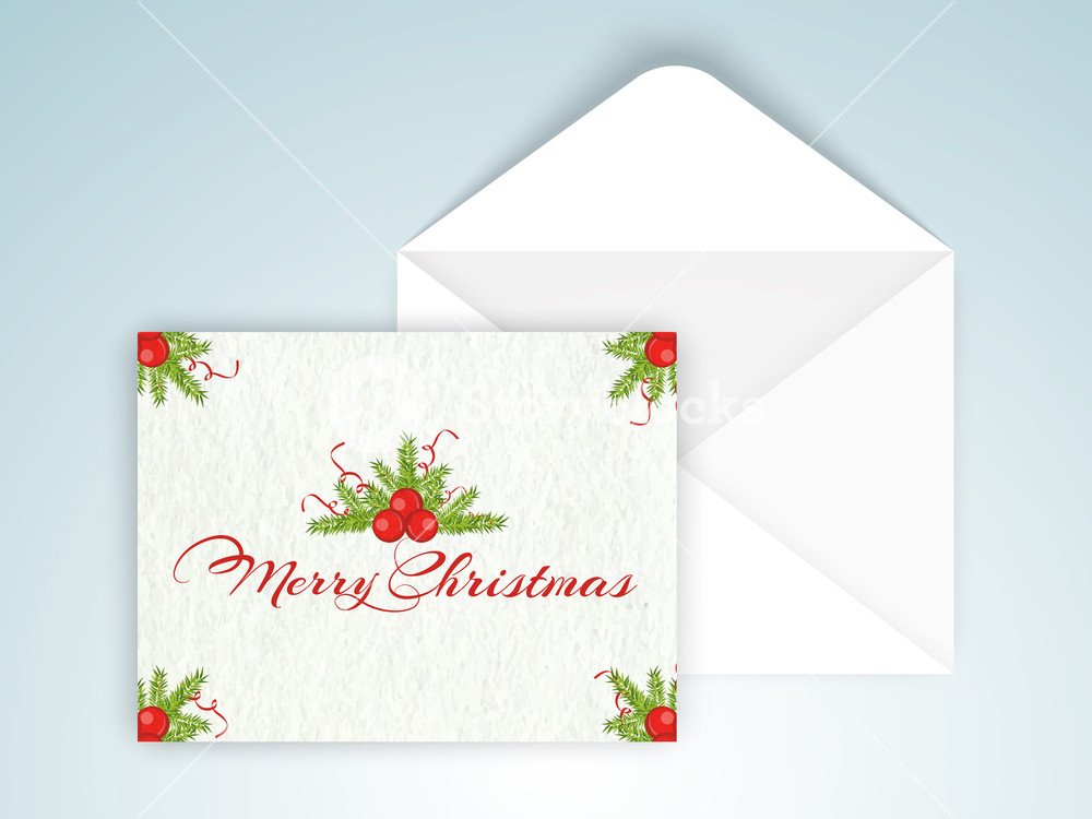 birthday card envelope design ; graphicstock-elegant-greeting-card-design-decorated-with-mistletoes-and-glossy-white-envelope-for-merry-christmas-celebration_Hdf4VTaKpl_SB_PM