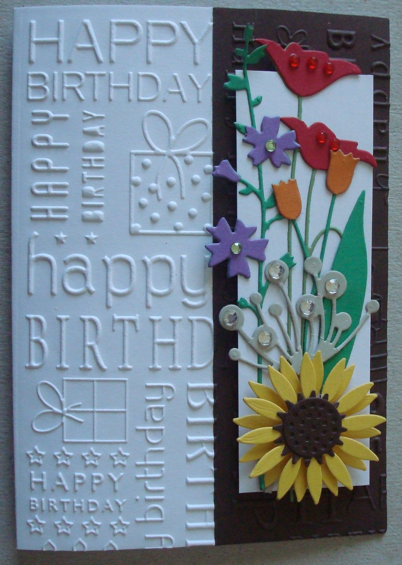birthday card folder ; 9b3684ac50491cee826f99c4f70f415d