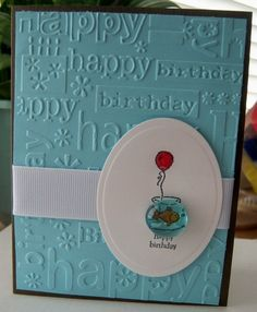 birthday card folder ; f24f2f5c5c9cf0b5cf67fbaf80f244aa--glass-bowls-glass-fish-bowl