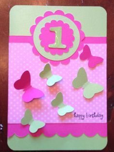 birthday card for a baby girl ; 6d60c0935c3514687722f223172cbd15--for-girls-baby-girls