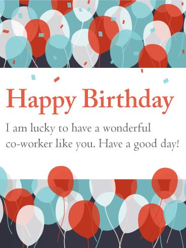 birthday card for colleague ; b_day_fco06-098c9c9e3bfe1240f0026c4193256f02