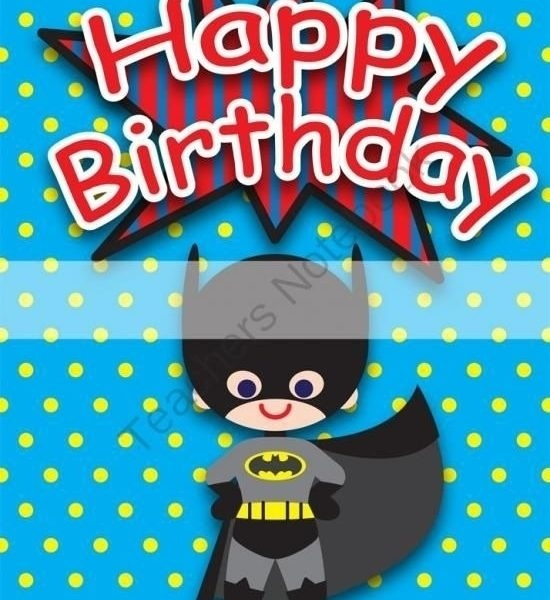 birthday card for kids boy ; birthday-card-best-images-superhero-birthday-cards-superhero-with-pertaining-to-printable-birthday-cards-for-kids-boys