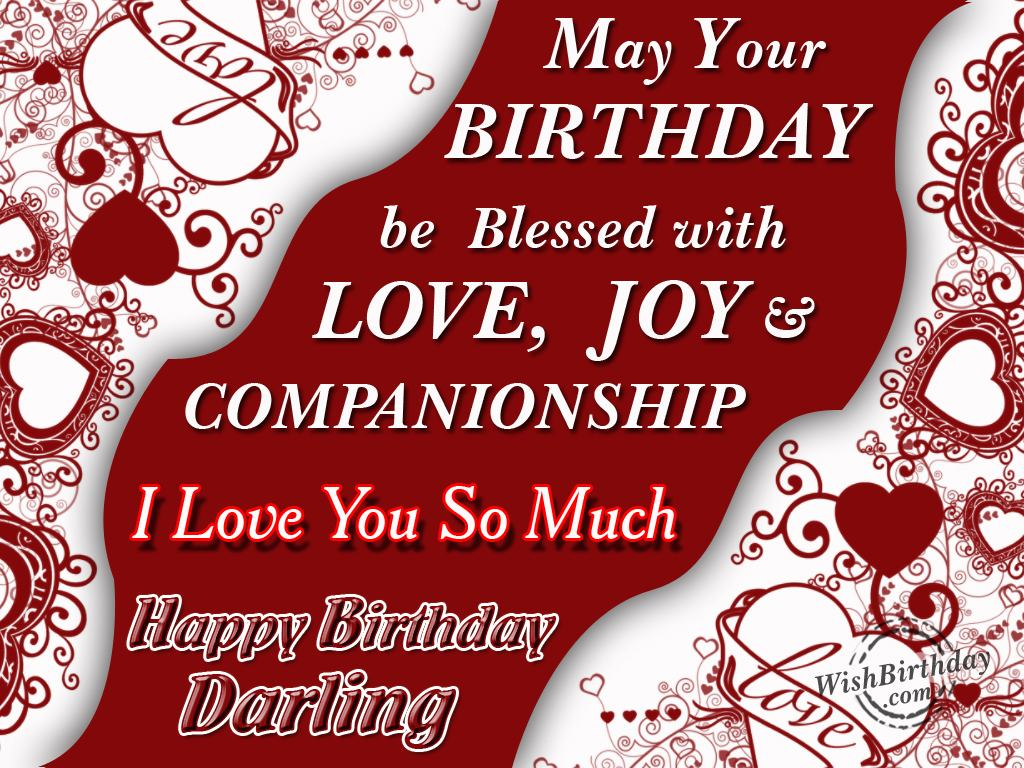 birthday card for lover free download ; Romantic-Free-Birthday-Party-Quotes-Card-for-Wife-Free-Templates