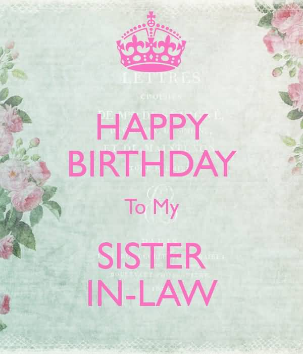 birthday card for my sister in law ; nice-greetings-happy-birthday-to-my-sister-in-law
