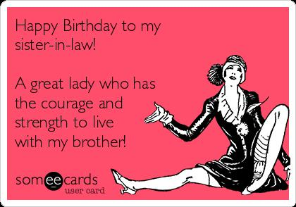 birthday card for my sister in law ; unicorn-birthday-ecard-happy-birthday-to-my-sister-in-law-a-great-lady-who-has-the