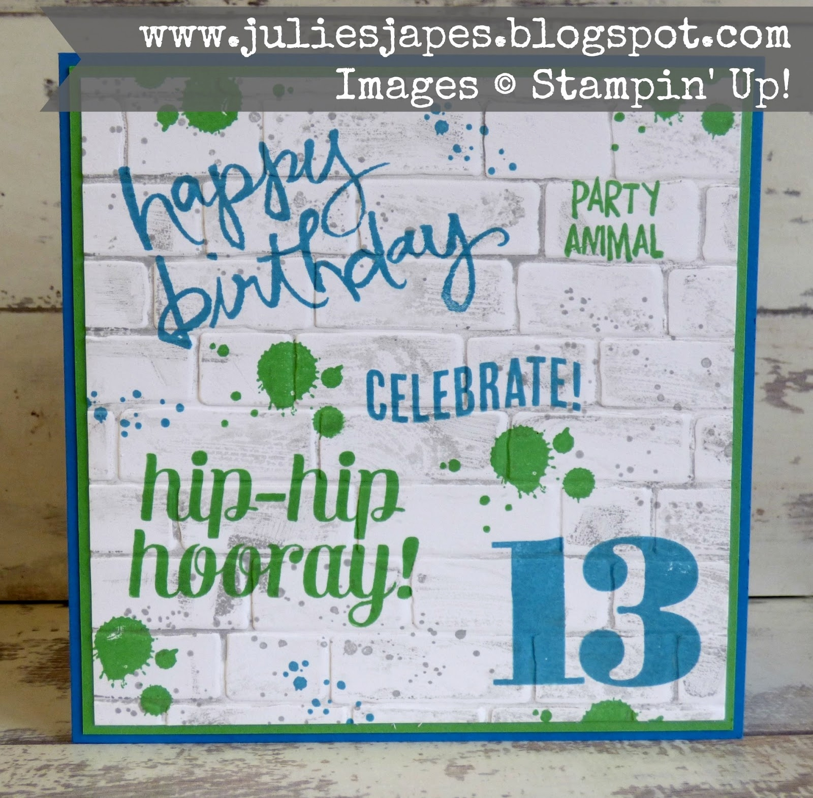 birthday card girl printable ; teenage-birthday-cards-girl-awesome-julie-kettlewell-stampin-up-uk-independent-demonstrator-order-of-teenage-birthday-cards-girl