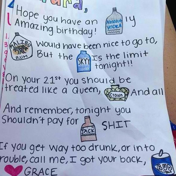 Birthday Card Ideas For 18 Year Olds Cards