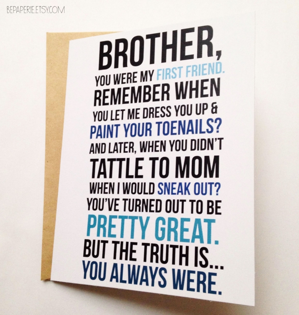 birthday card ideas for brother funny ; brother-card-brother-birthday-card-funny-card-card-for