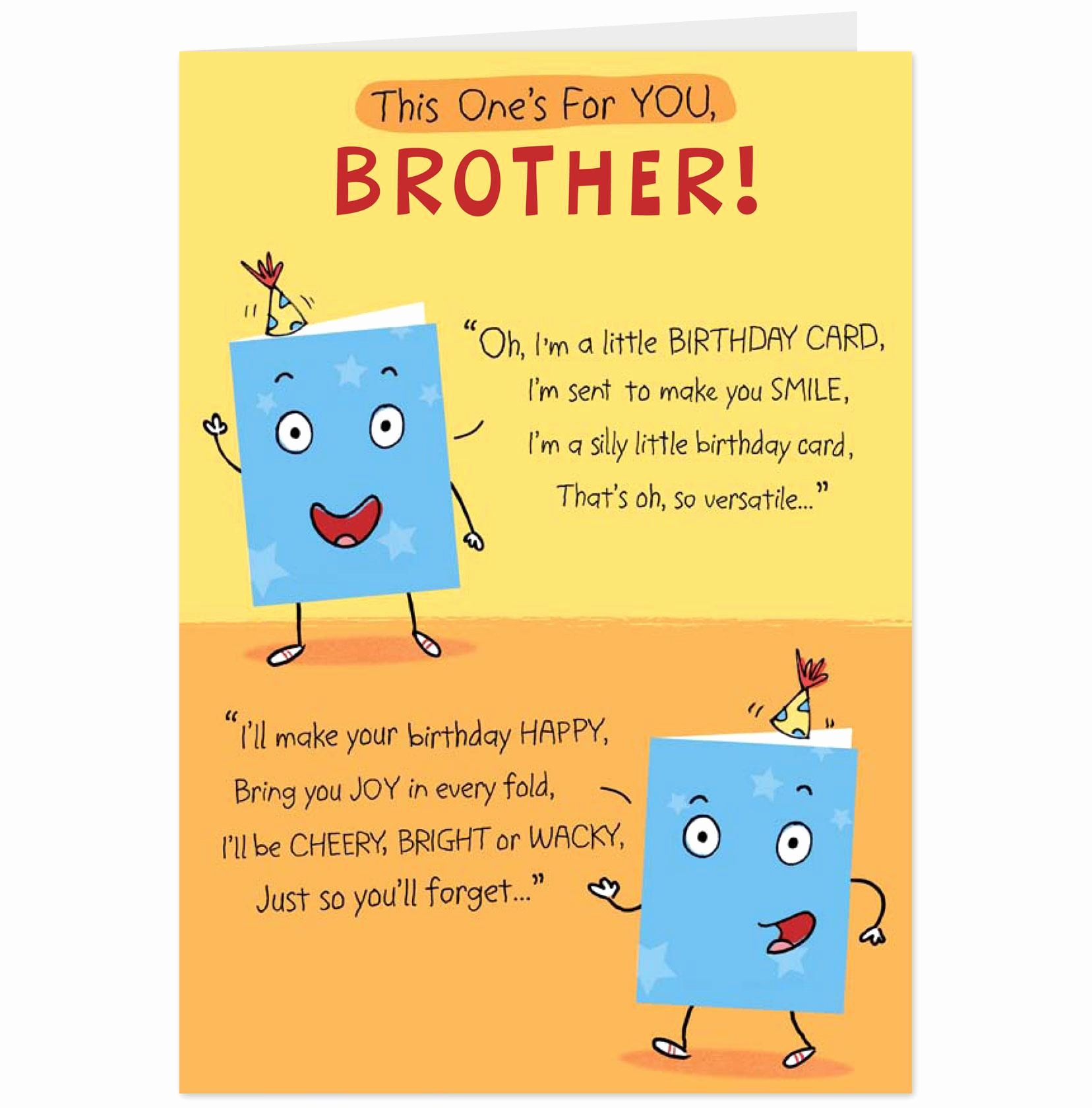 birthday card ideas for brother funny ; funny-sister-birthday-cards-best-of-birthday-card-brother-my-birthday-pinterest-of-funny-sister-birthday-cards
