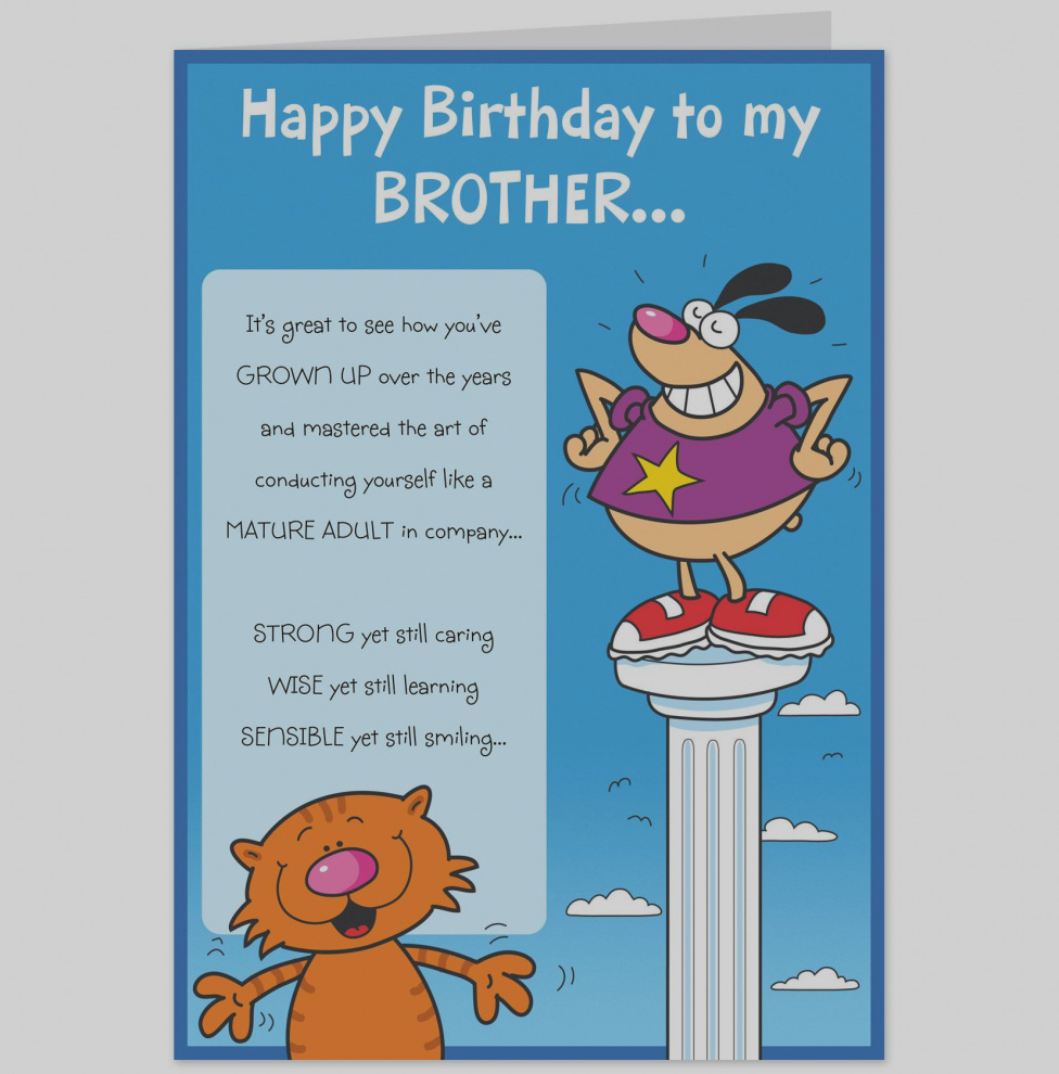 birthday card ideas for brother funny ; unique-cute-birthday-cards-for-brother-card-invitation-design-ideas-blue-sky