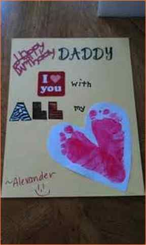 birthday card ideas for dad from toddler ; 79804290e34f0c2e3c33a0d3ac869a32