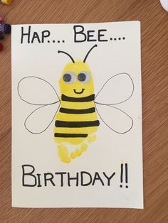 birthday card ideas for dad from toddler ; b7befcfcb381562457fdd5a90c5cb27e