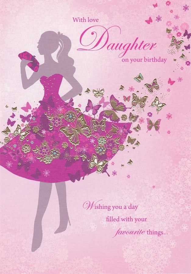birthday card ideas for daughter ; birthday-cards-for-mom-from-daughter-elegant-17-best-ideas-about-happy-birthday-daughter-on-pinterest-of-birthday-cards-for-mom-from-daughter