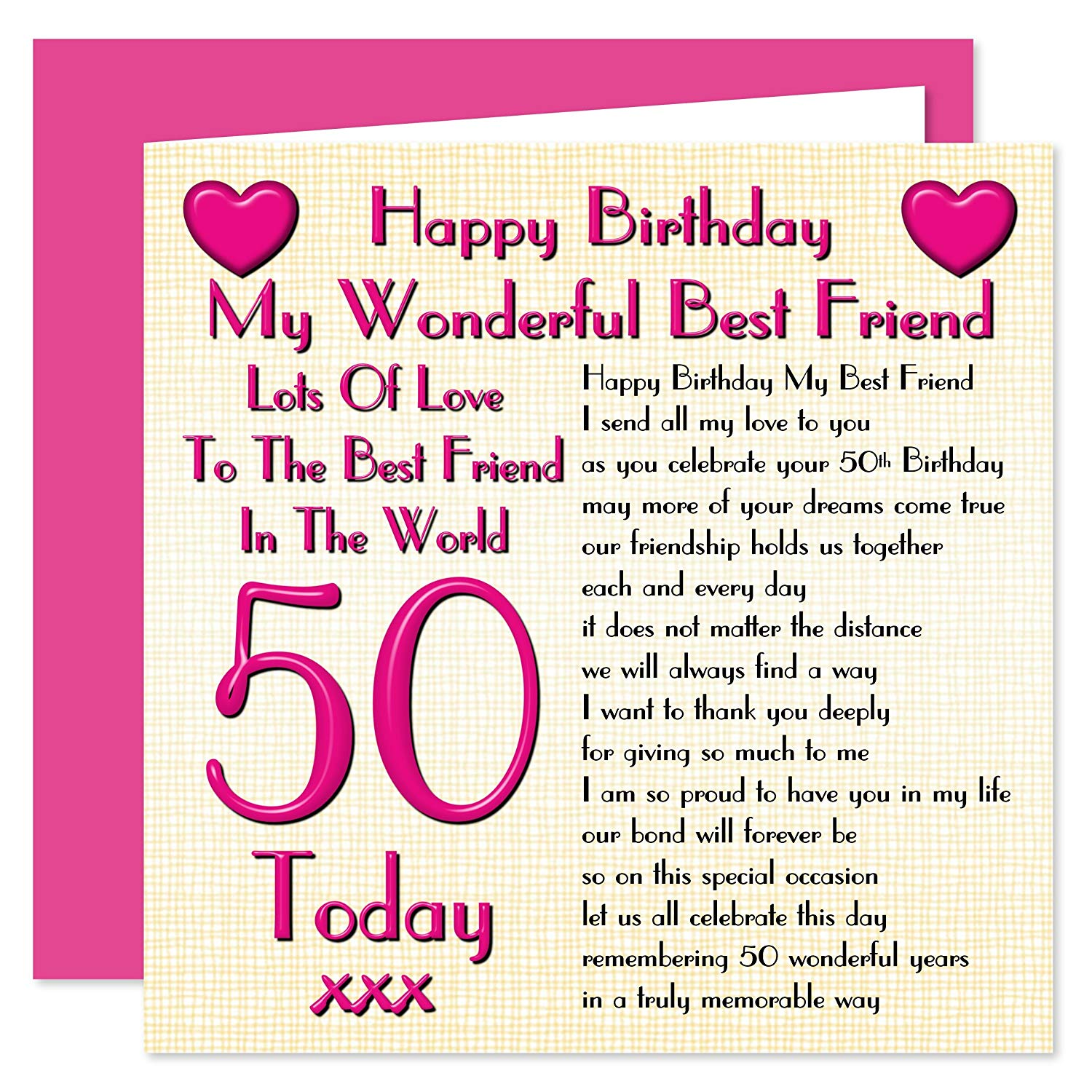 birthday card images for best friend ; 91RX7Fb1hIL