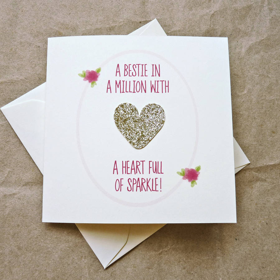 birthday card images for best friend ; original_gold-heart-full-of-sparkle-best-friend-birthday-card